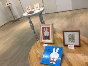 12/19-24 伊勢丹新宿店様で「ディック・ブルーナ ジュエリー絵画®フェア」開催しております。